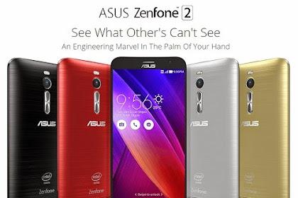 Harga Asus Zenfone 2 Android Terbaru