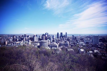 Partir en voyage à Montréal
