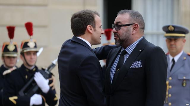 الجزيرة: سحابة غائمة تغطي سماء العلاقات المغربية الفرنسية