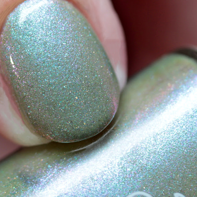 Great Lakes Lacquer Olive Succulents