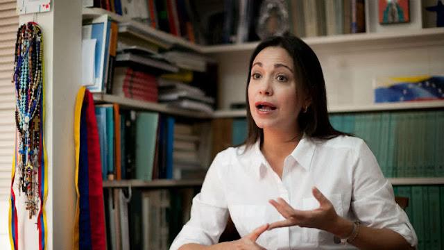Enfermedades, epidemias y hambre, mecanismos del régimen para dominar la población: Maria Corina Machado