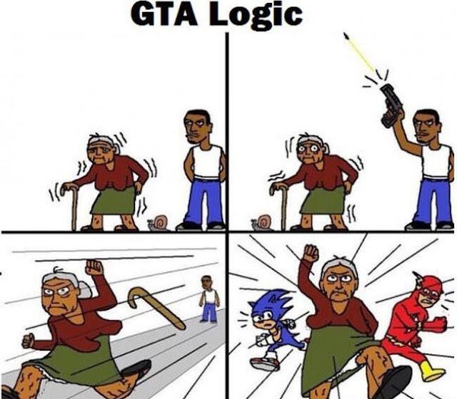 Gaming Memes 8