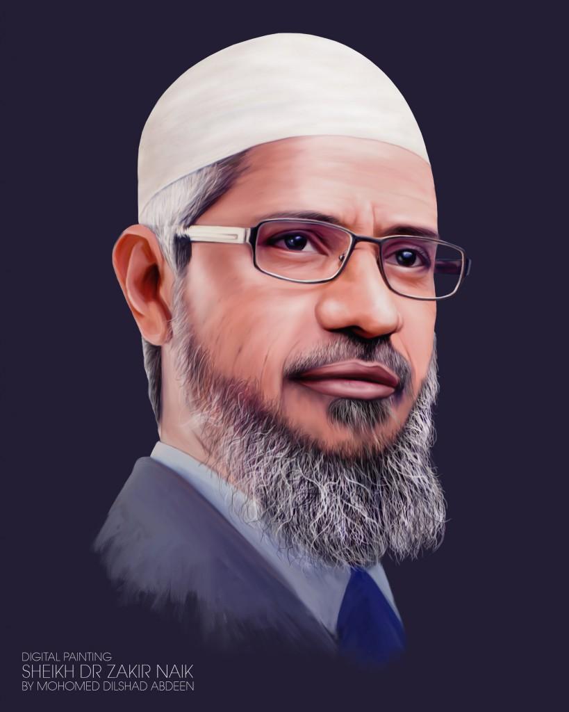 Biodata dan Profil Dr. Zakir Naik