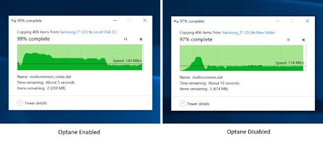 Intel Optine Memory Solusi Bagi Anda Yang Tidak Punya SSD