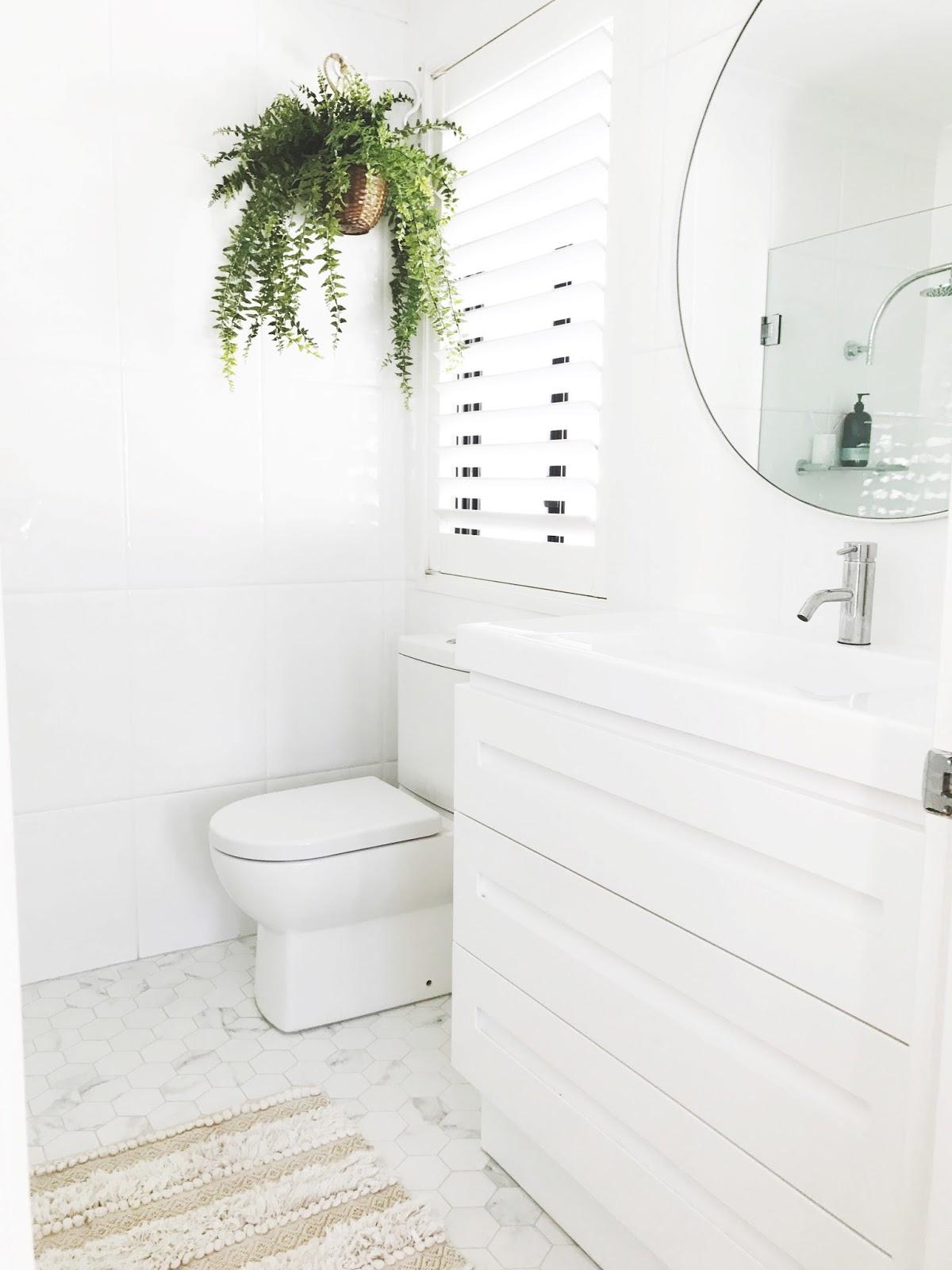 honey and fizz: Our Bathroom + Ensuite Makeover