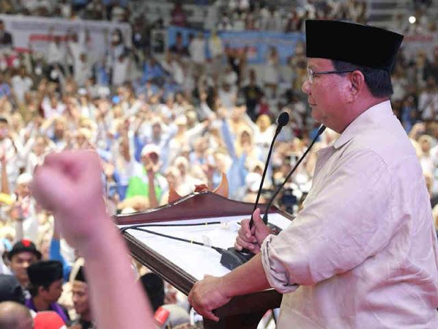 Prabowo Subianto Ungkap Kuasai 400 Ribu Hektar Lahan di Kalimantan Timur