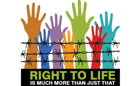 Fundamental Right To Life Under Article 21 Includes Right To Food And Other Basic Necessities