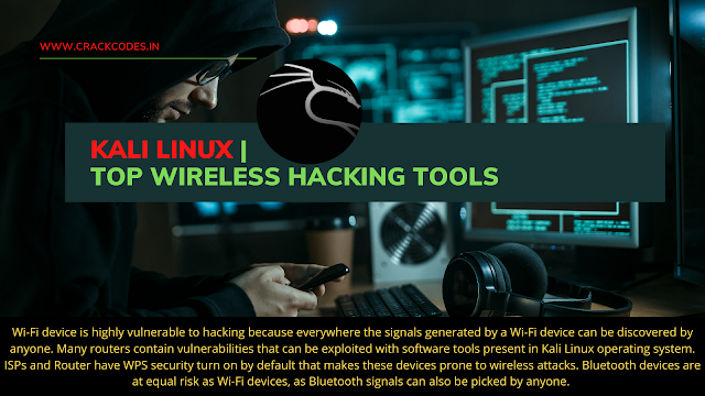 Top Wireless Hacking Tools