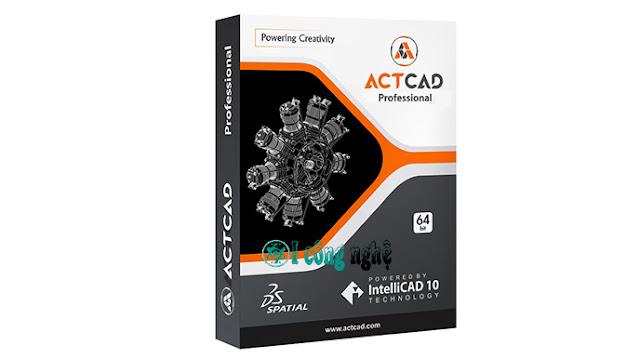 تحميل برنامج ActCAD Professional 2021 كامل مع التفعيل