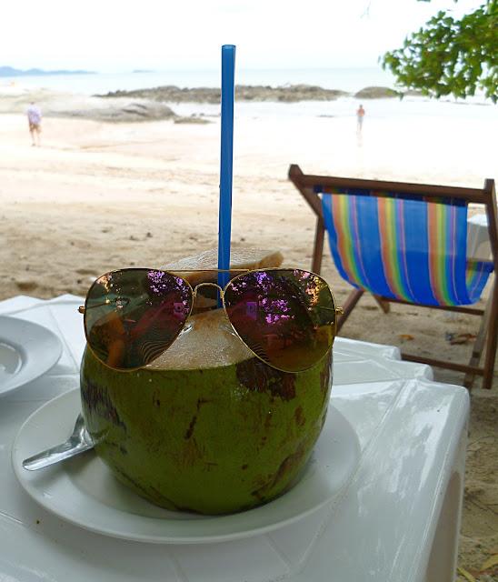 Еда в Таиланде – кокос (Food in Thailand - coconut)