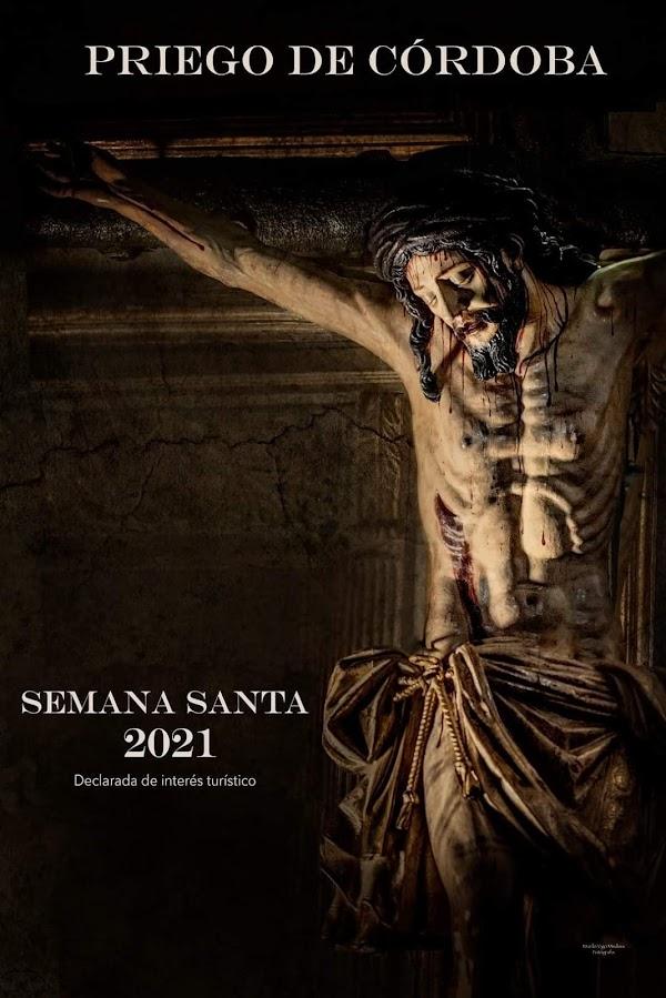 El Cristo de Los Parrilla anunciará la Semana Santa 2021 en Priego de Córdoba