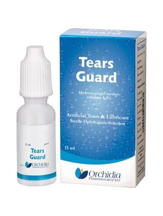 تيرز جارد قطرة بديل الدموع لحرقان العين Tears Guard
