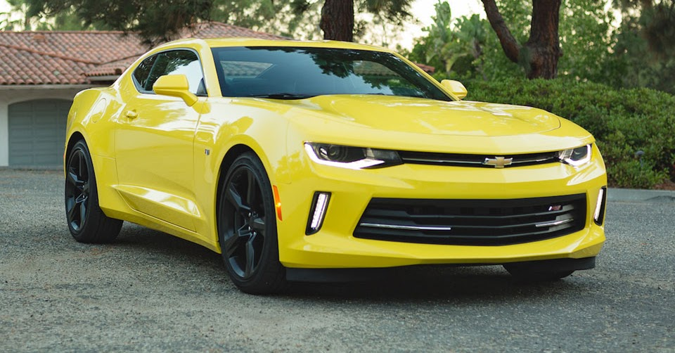chevrolet camaro outsells mustang for the first time in. Black Bedroom Furniture Sets. Home Design Ideas