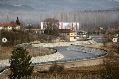 kütahya inşaat, za yapı, kanal hisarcık, harçlı taş pere