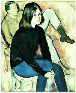 João Fahrion - Retrato de Tenius e Joyce