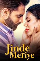 Jinde Meriye 2020 Full Movie Punjabi 720p HDRip