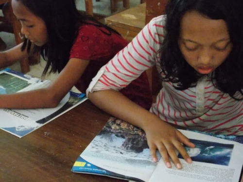 book for mountain, we love book, sekolah berjalan ke 28