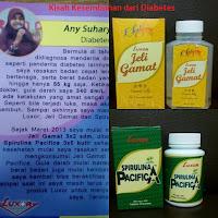 Kesembuhan dari diabetes melitus