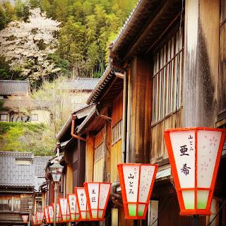 Kanazawa points of interest: Higashi Chaya District