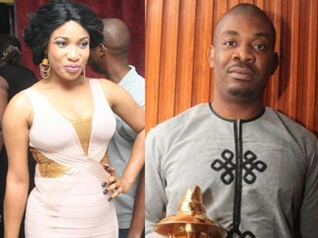 Image result for Don Jazzy and Tonto Dikeh