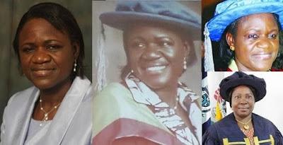 """Even as a professor, I still kneel down to greet my husband"" - Professor Grace Otinwa"