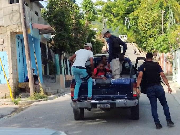 La Policía hace un balance de los operativos realizados en la región Enriquillo