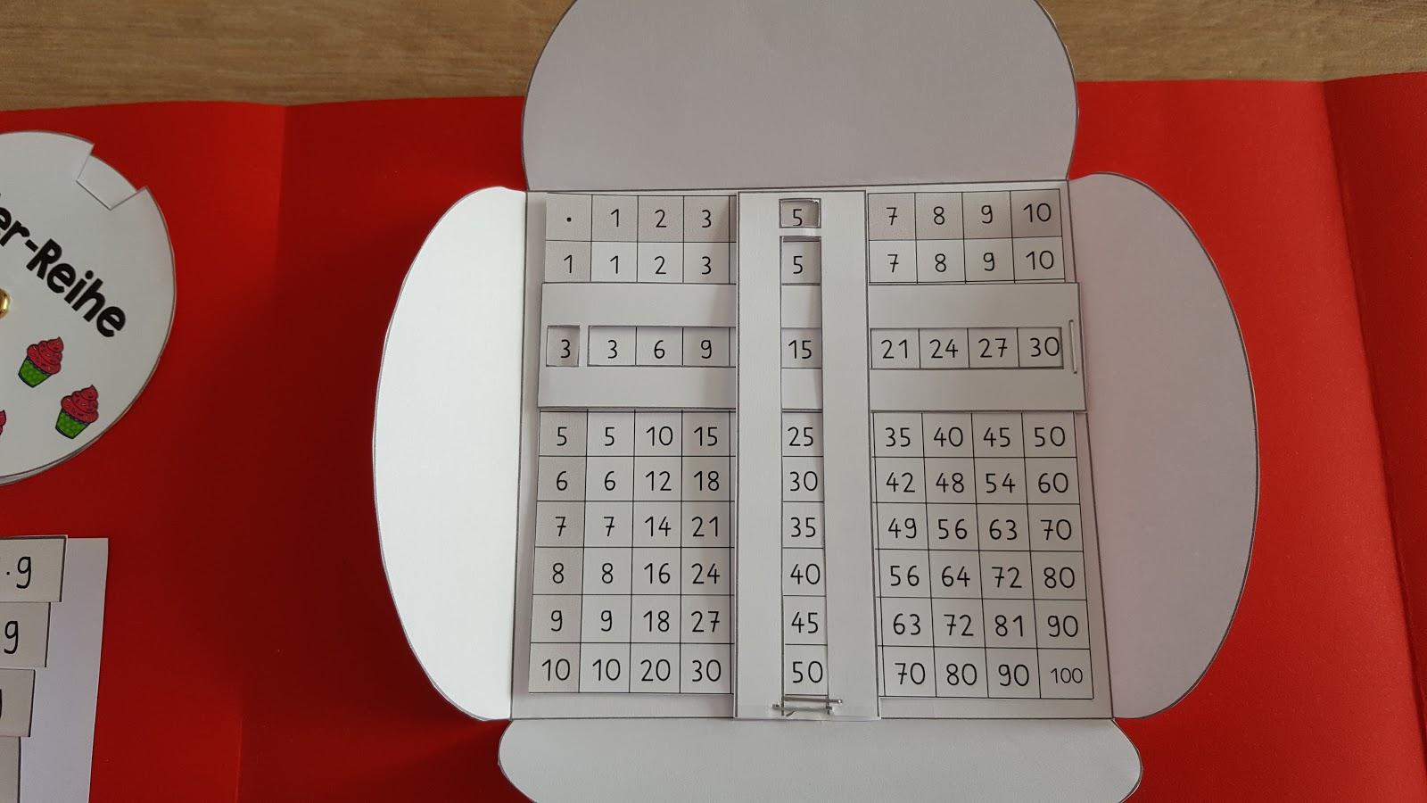 Einmaleins Tabelle Bis 20 Pdf