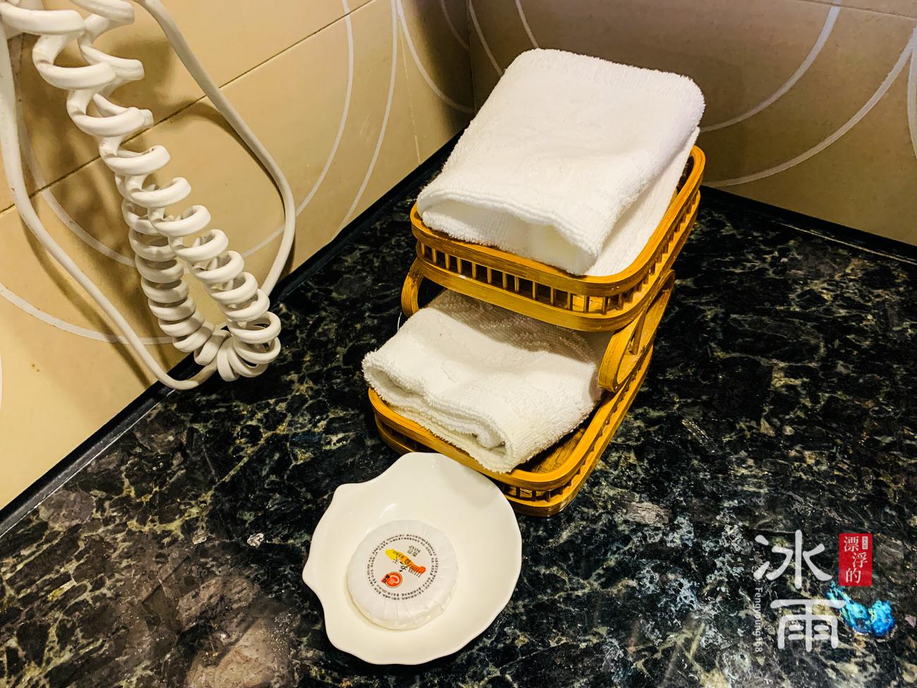 川湯春天溫泉飯店德陽館 擦手巾