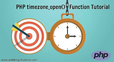 PHP timezone_open() Function