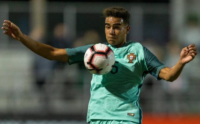 Blog Benfica Rafael Brito Formação