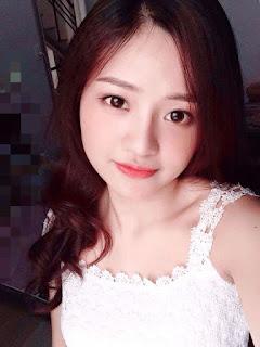 Gái xinh facebook hot girl Khánh Linh the face