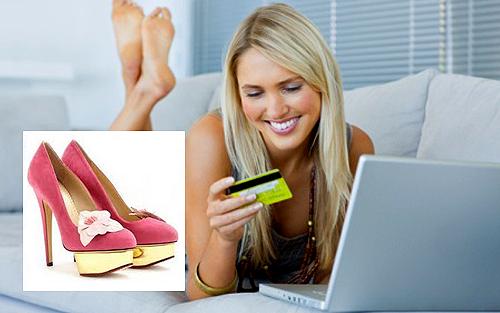 Tips Saat Membeli Sepatu Wanita Online