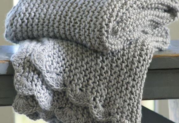 Marzua crochet - Mantas de lana hechas a mano ...