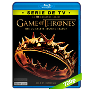 Game of Thrones (2012) Temporada 2 Completa BRRip 720p Audio Dual Latino-Ingles