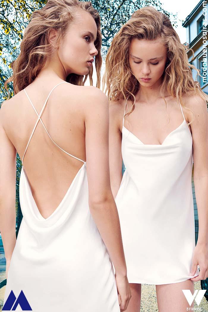 vestidos cortos verano 2022