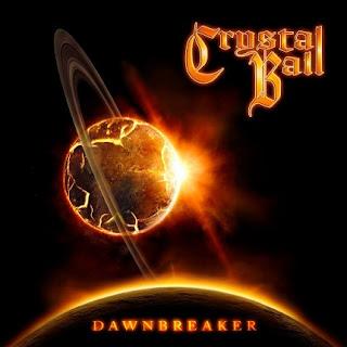"""Ακούστε ολόκληρο τον δίσκο των Crystal Ball """"Dawnbreaker"""""""