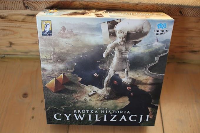 Krótka Historia Cywilizacji - czy mała gra cywilizacyjna ma sens?