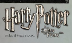 تحميل لعبة Harry Potter and the order of the Phoenix لأجهزة psp ومحاكي ppsspp