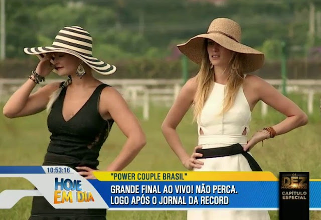 laura keller e pietra bertollazi no power couple brasil