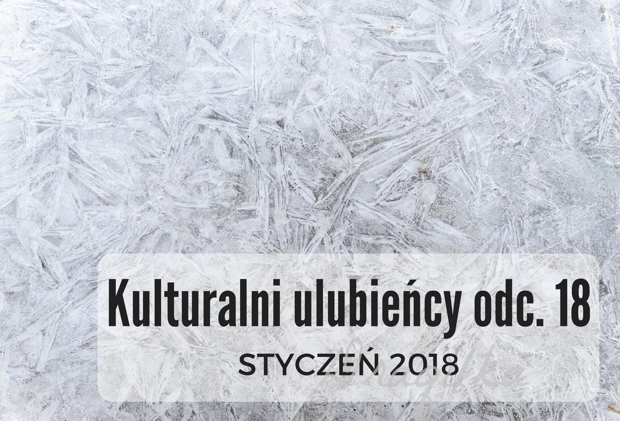 Kulturalni ulubieńcy odc. 18 - STYCZEŃ 2018