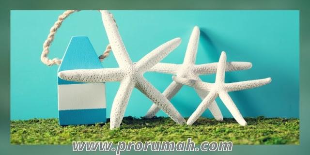 dekorasi ulang tahun di rumah - desain under the sea