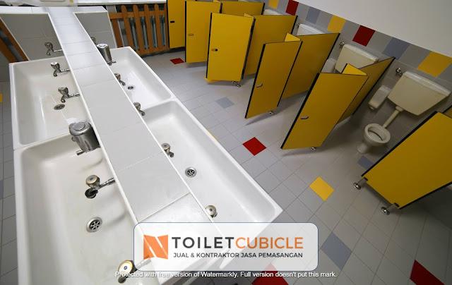 toilet cubicle murah Pati