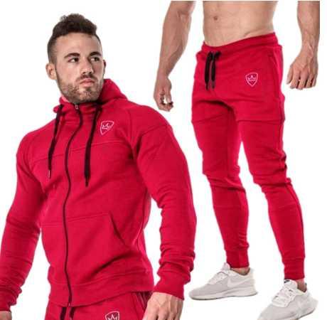 tracksuit set long sleeve men Sport Wear clothes Sweatshirt
