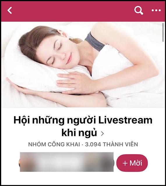 Bắt trend livestream giấc ngủ, chàng trai Việt bất ngờ nổi tiếng chỉ sau một đêm
