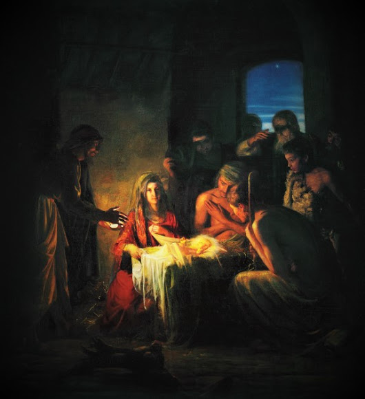Pondering the Christmas Story