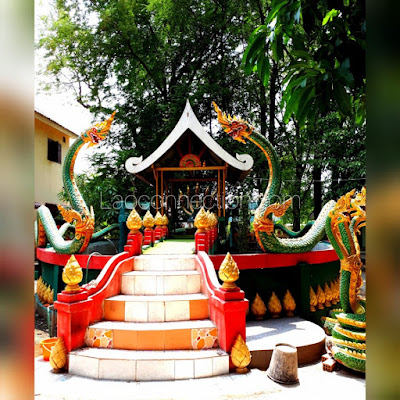Naga shrine