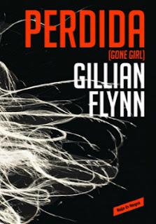 Portada del libro perdida (gone girl) de Gillian Flynn