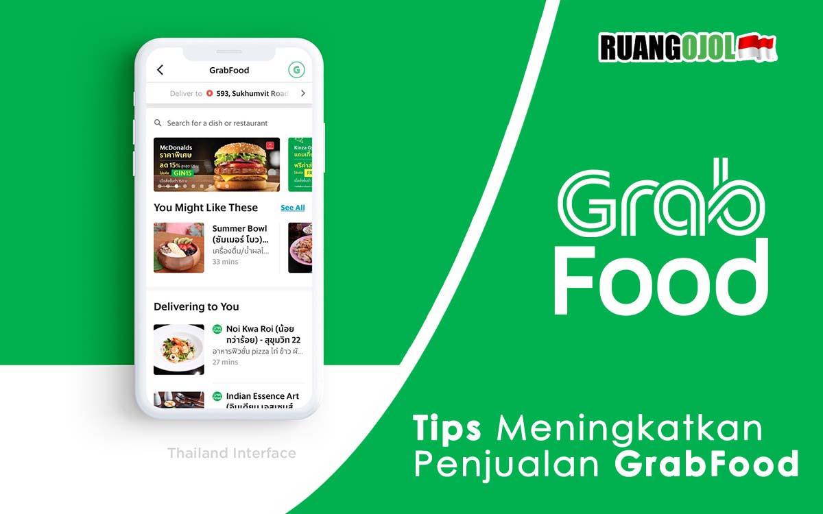 7 Tips Meningkatkan Penjualan GrabFood Merchant