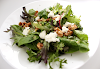 Mixed Greens and Herb Salad with Goat Cheese
