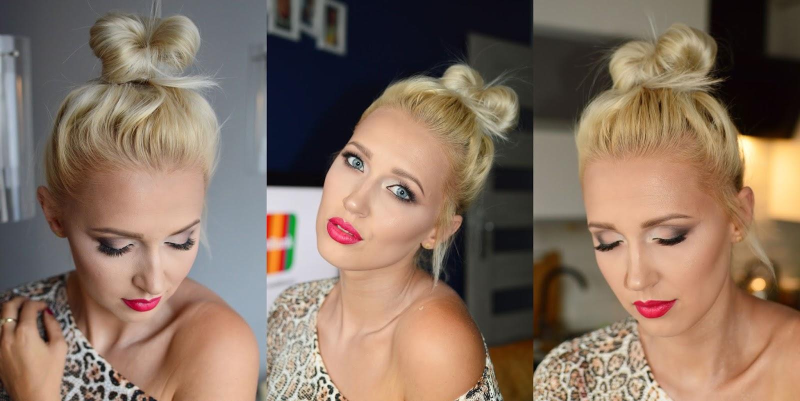 Pierwszy make up na blogu!